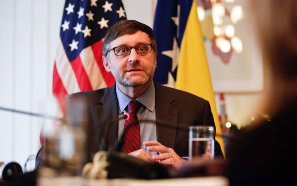 Palmer: My intention is for Kosovo and Serbia to return to the negotiation table