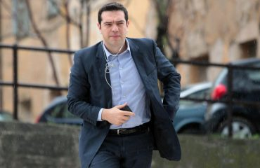 Alexis Tsipras seeks to maintain and strengthen his international profile