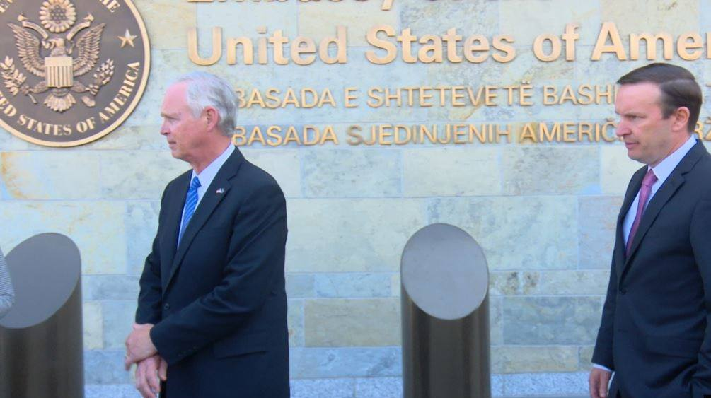 US Senators: Kosovo and Serbia must make difficult choices