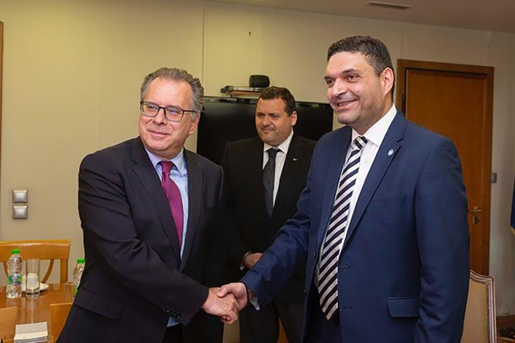 Cyprus, Greece to further coordinate their actions on migration
