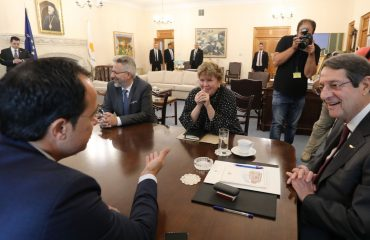 Cyprus: Consultations on terms of reference are ongoing