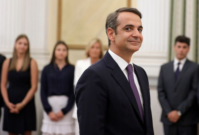 Opinion Poll: Vast majority pleased with Mitsotakis government