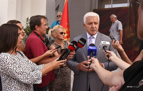 Marković: There can be no polemic discussion on security and national state interest