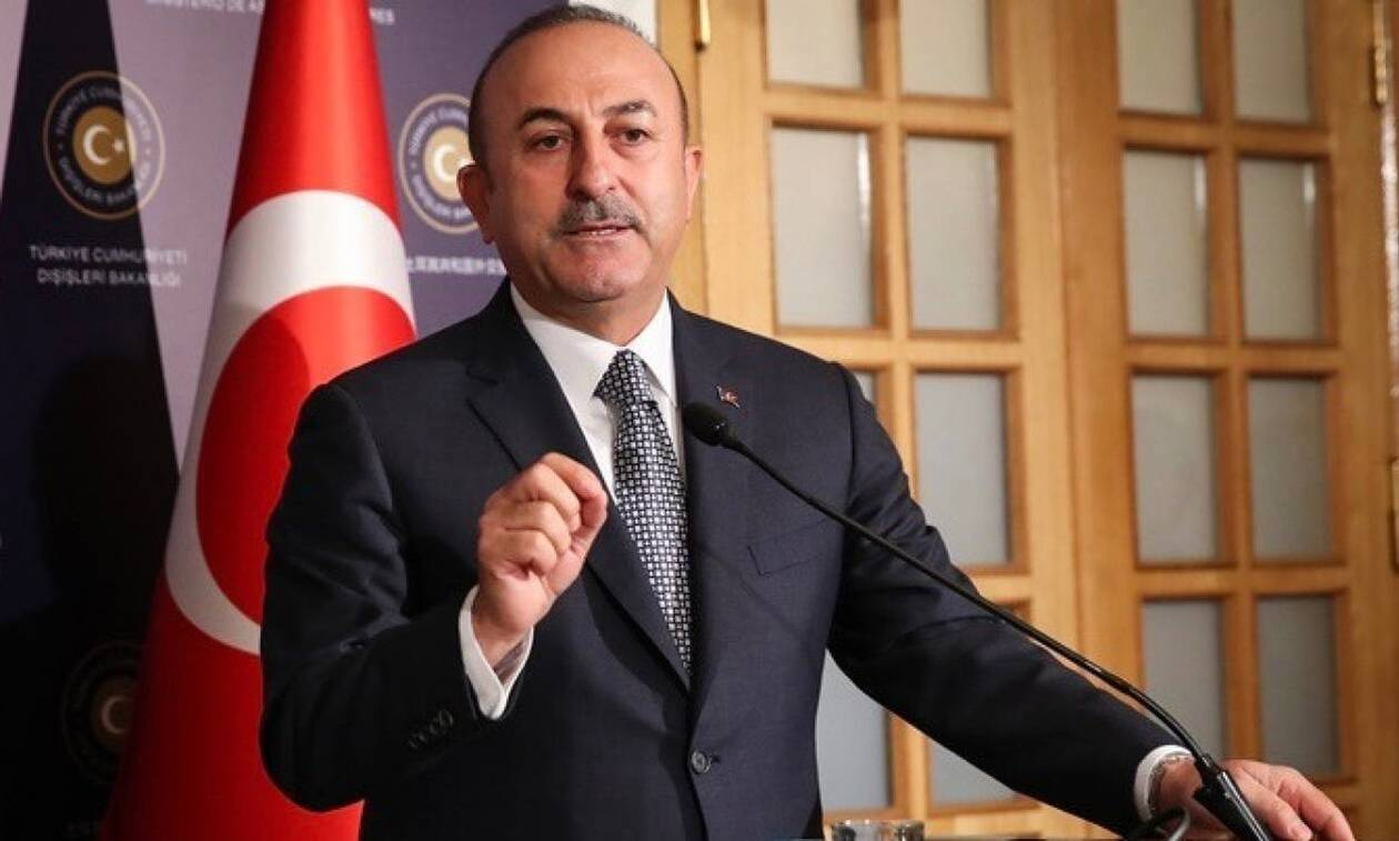 "Cavusoglu announced the opening of a ""consulate"" in occupied Famagusta"