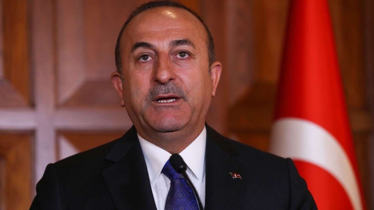 Cavusoglu: Political equality, effective participation, rotating Presidency the red lines for Turkey