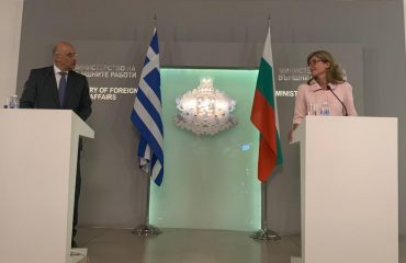 Zaharieva, Dendias confirm the strategic relationship between Bulgaria and Greece