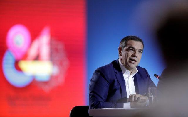 SYRIZA leader slams right-wing economic policy