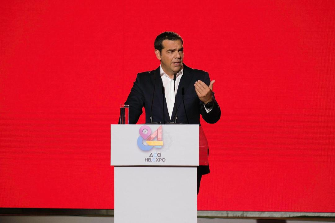 Tsipras' points from Thessaloniki