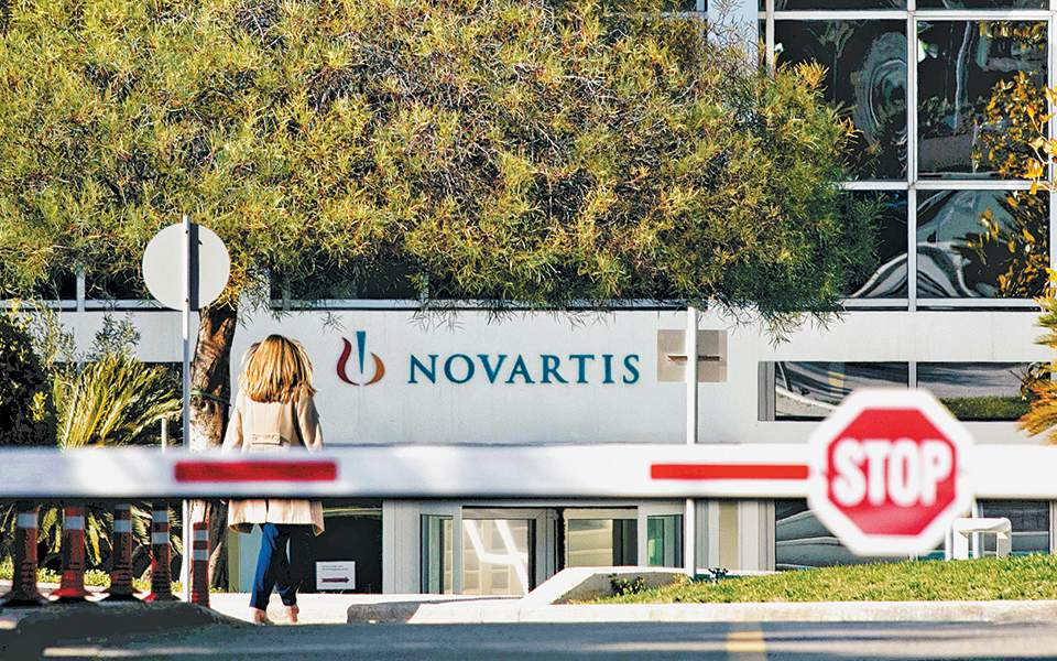 Novartis: Parliament expected to launch probe into role of former minister