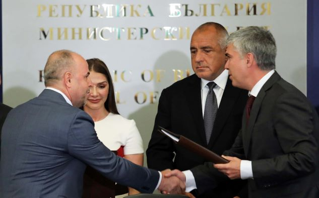 Bulgaria signs gas grid capacity expansion contract with Saudi firm Arkad