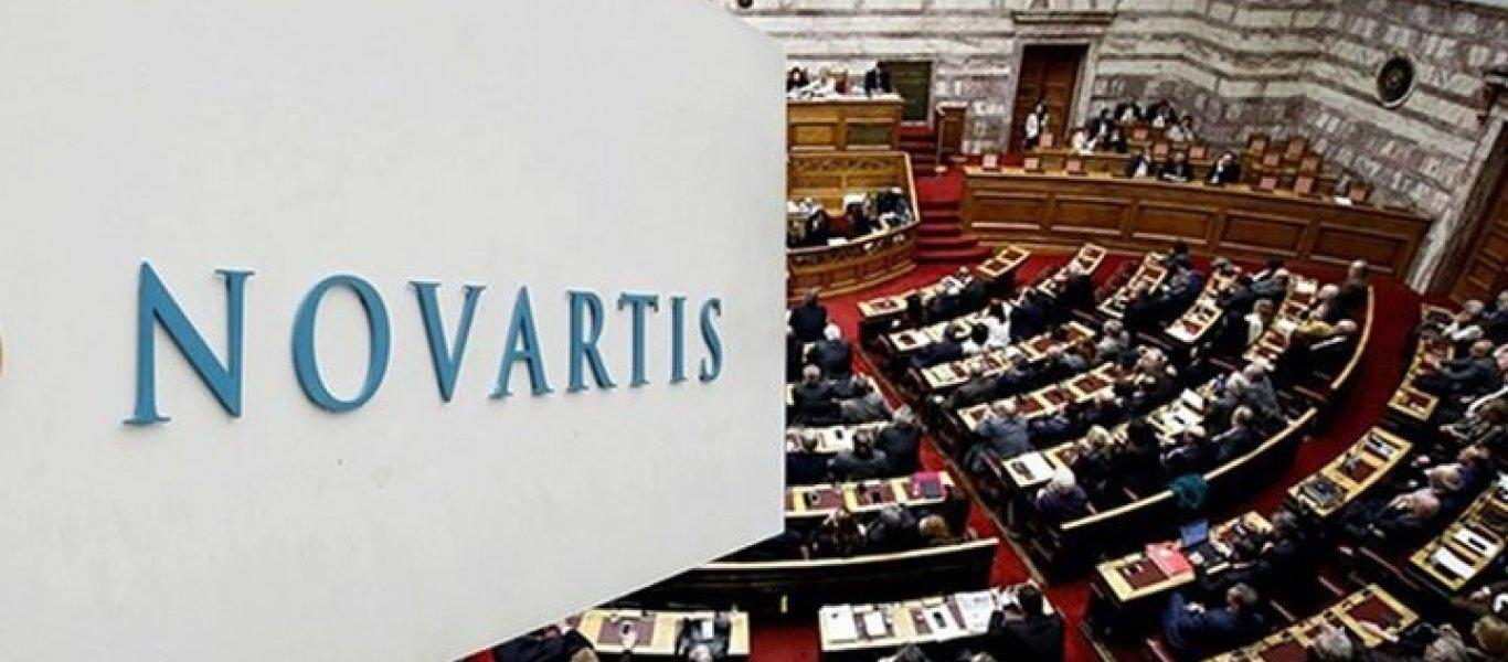 SYRIZA on Novartis case file: Attempt to intervene in justice and disorient
