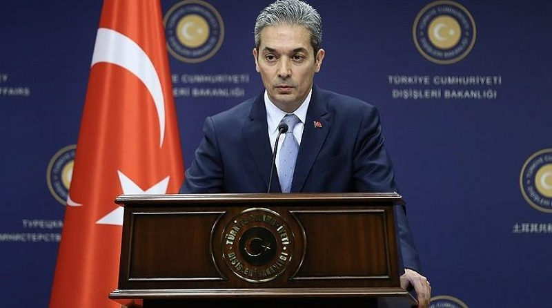 "Ankara issues warning: ""We will not allow explorations in our continental shelf"""