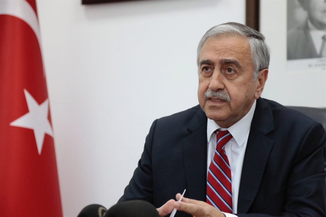 Akinci: Political equality and effective participation are demands of the Turkish Cypriots