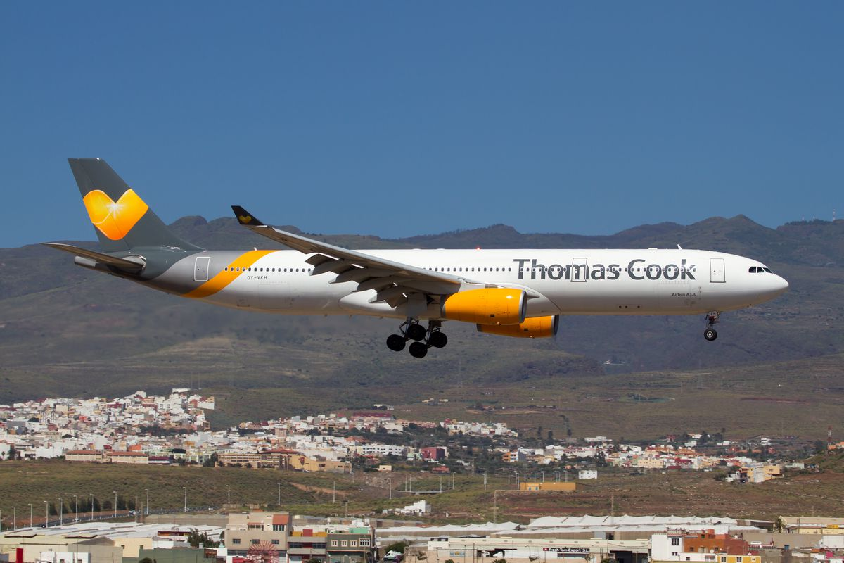 The Greek Government's response to Thomas Cook