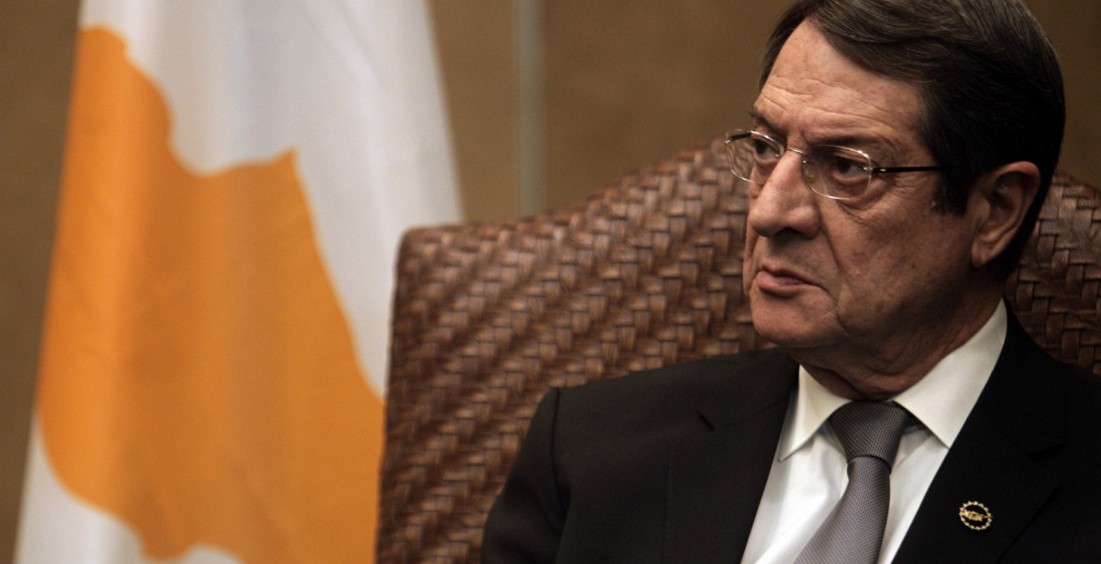 Anastasiades: Constantly one challenge succeeds the other