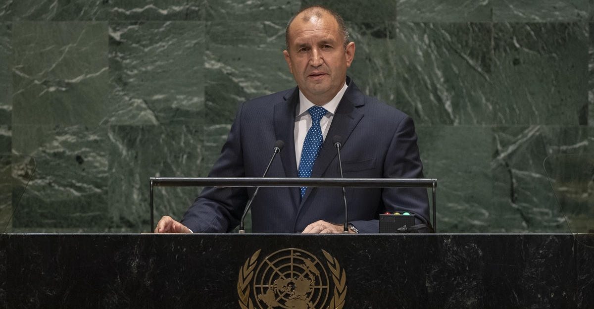 Radev at UN: Bulgaria supports European integration of Western Balkans as investment in stability