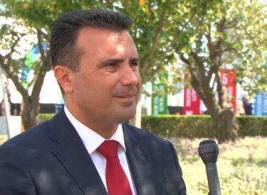 "Exclusive Interview with Zoran Zaev : ""Greece needs to take the leadership of the Balkans"""