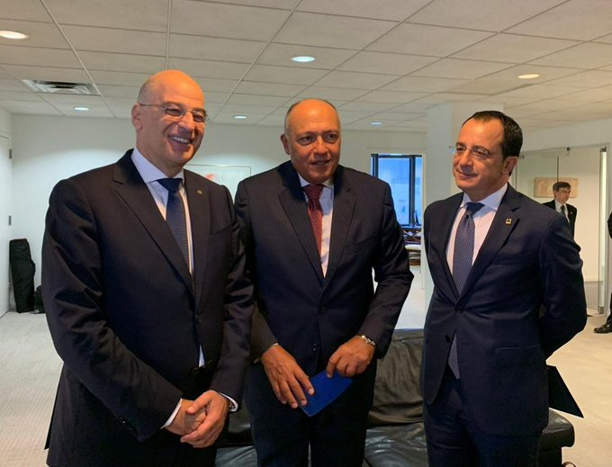 Joint statement of the Greece – Cyprus – Egypt trilateral meeting