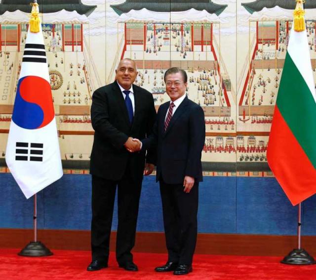 Bulgaria and South Korea go all in for Belene