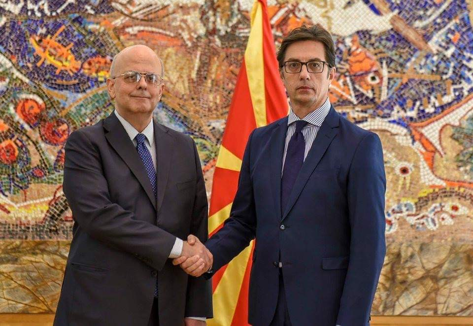 Greece appoints its first ever ambassador to Skopje