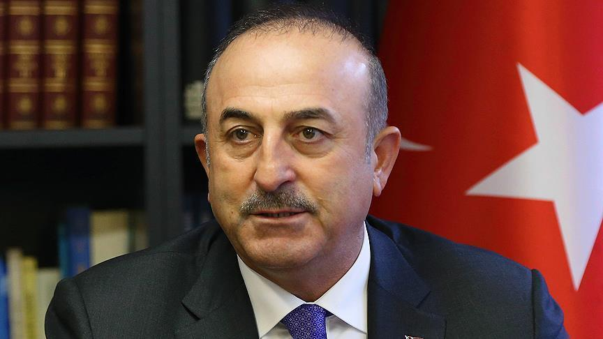 """Cavusoglu: """"They took us seriously only after we sent our ships to Cyprus"""""""