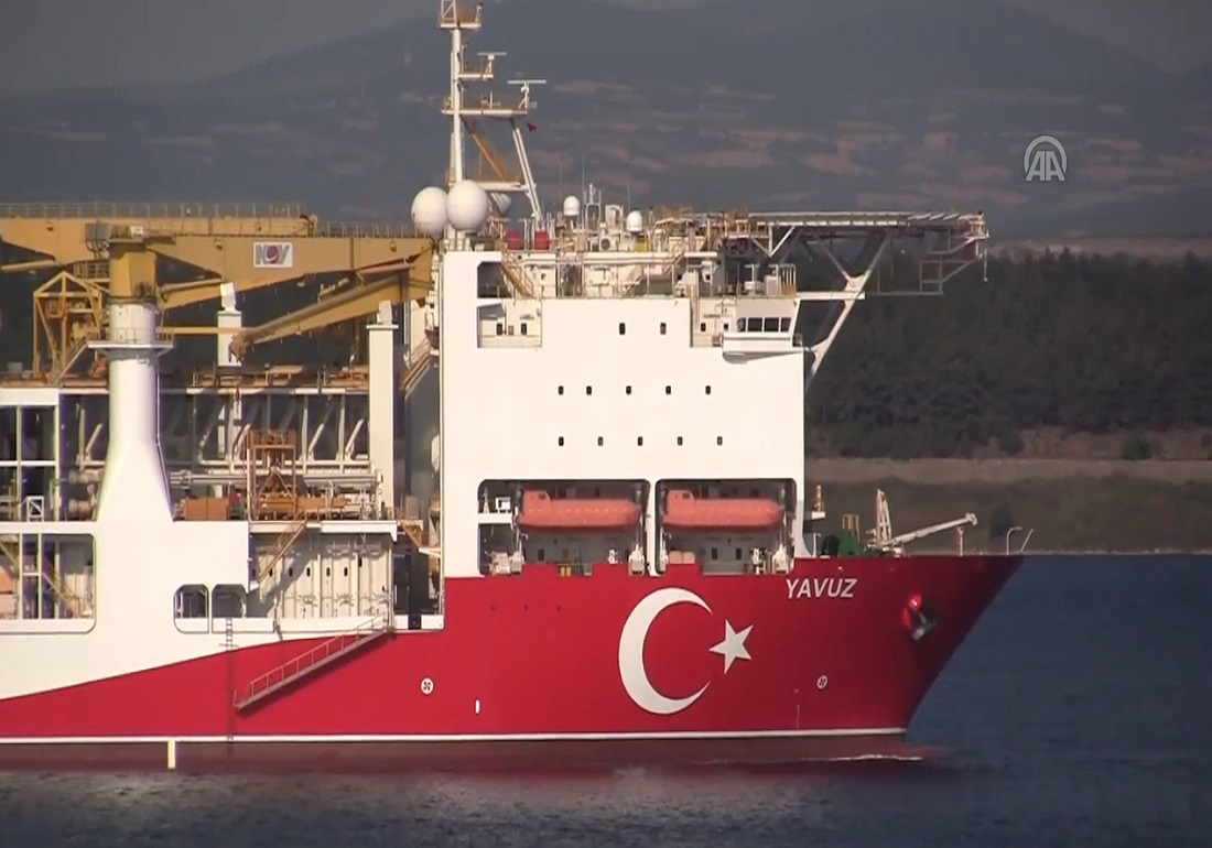 "Ankara: ""We will go on with the drillings in the Eastern Mediterranean"""