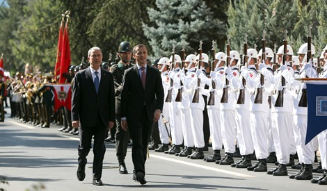 Bošković: Important cooperation between Turkey and Montenegro