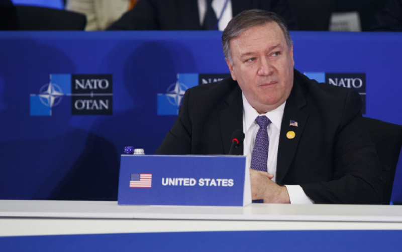 Mike Pompeo to meet with top state officials in Ohrid on October 4