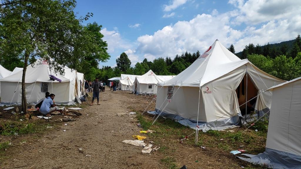 Catalonia helps migrants in BiH