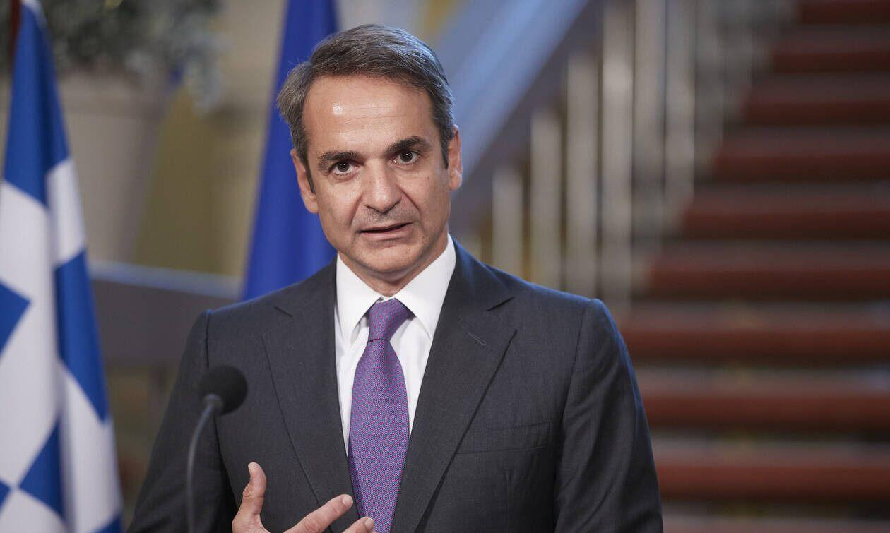 Mitsotakis: It is a migration rather than a refugee issue