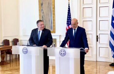 Greece-USA deepen their relations