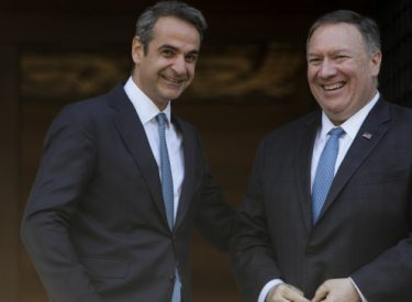 Pompeo's visit: Yes to everything, at a small cost for the government