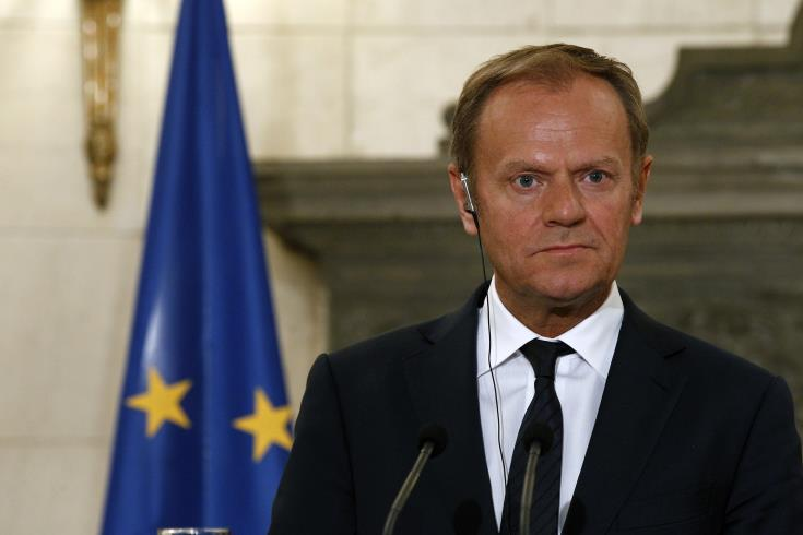 President Anastasiades to meet with Donald Tusk on Friday to discuss the Turkish provocations