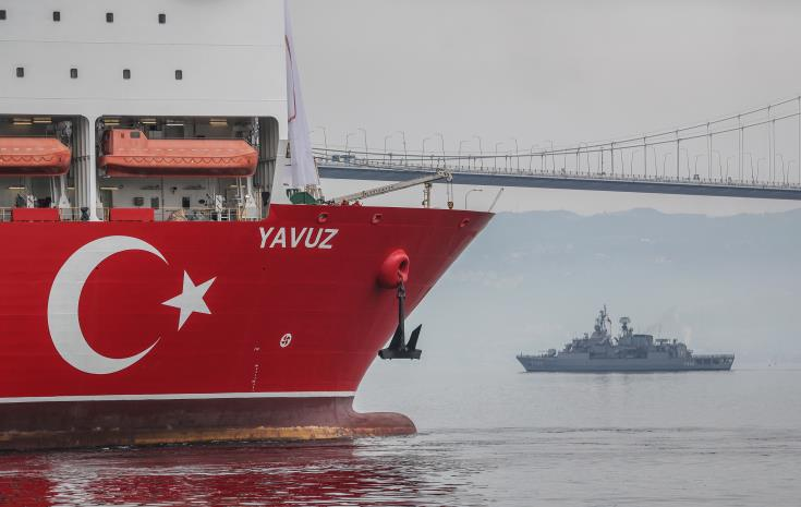 EU moves ahead with targeted measures against natural and legal persons for illegal Turkish drilling