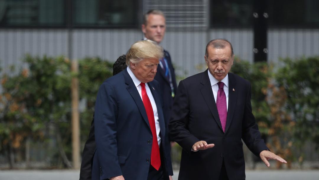 """Progressive Alliance"" makes accusations against Trump-Erdogan while in Brussels"