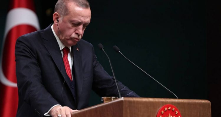 Erdogan: We will have a 44km-long area in Syria under our control