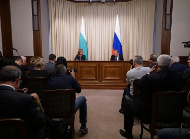Bulgaria, Russia foreign ministers discuss energy, cultural ties
