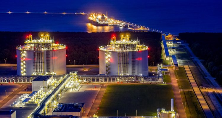 "LNG terminal in Poland incites ""green"" war"