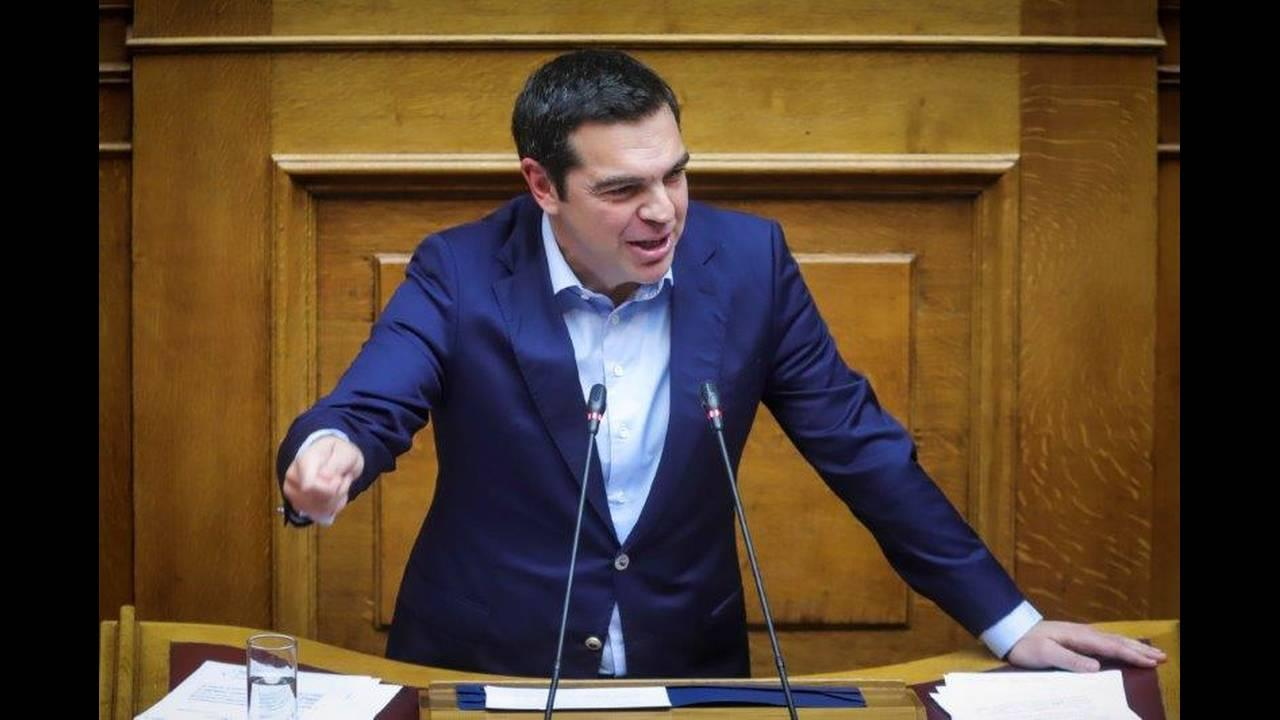 Rising tension by Tsipras: A bill of favors that takes us back to the IMF days