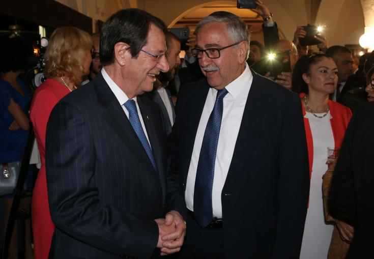 Spehar asks Anastasiades, Akinci to step up efforts