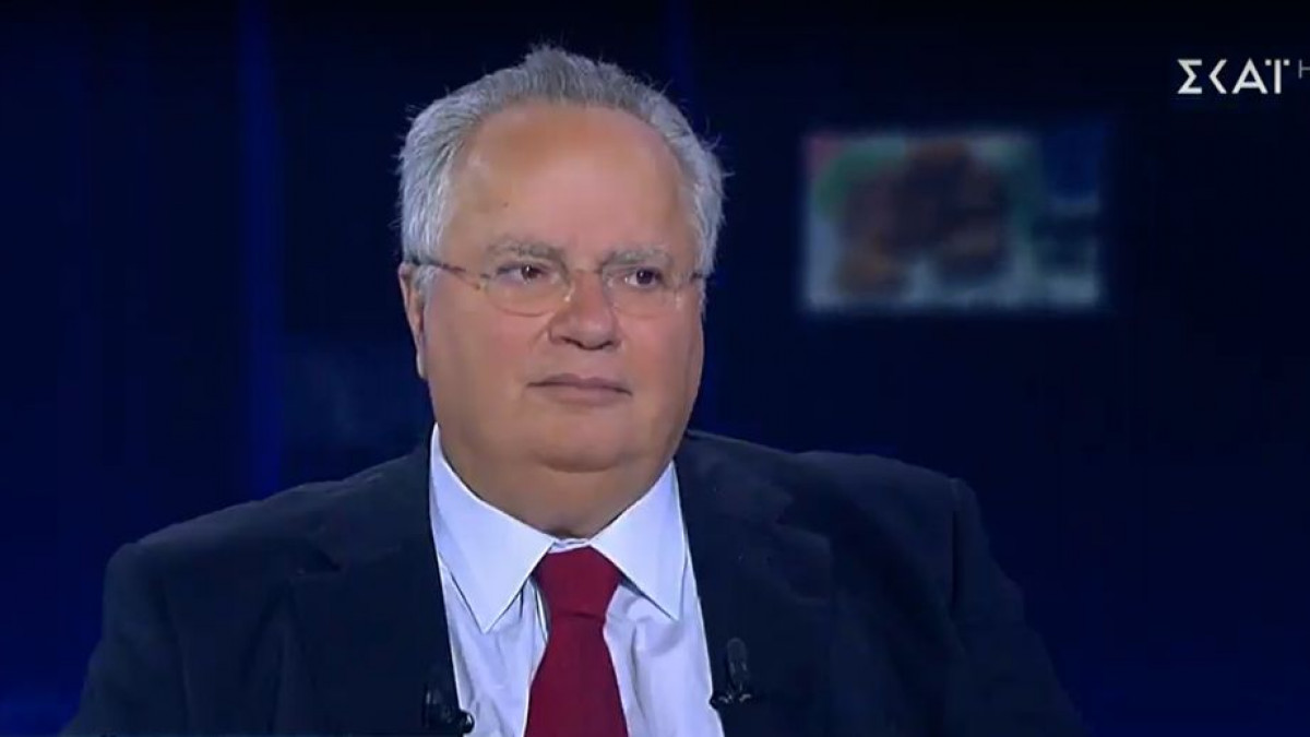 Kotzias: The Balkans are in danger of exploding following EU's decision