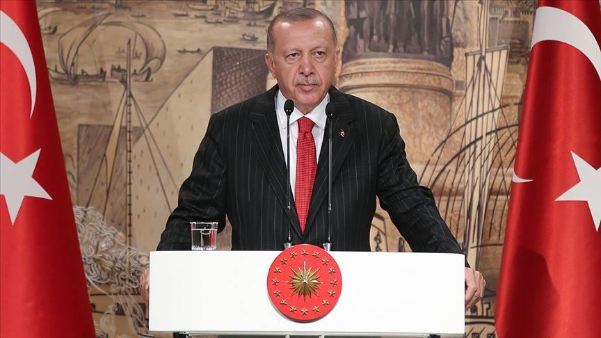 Erdogan: Turkey has the power, the chance and the determination to overcome all of its problems