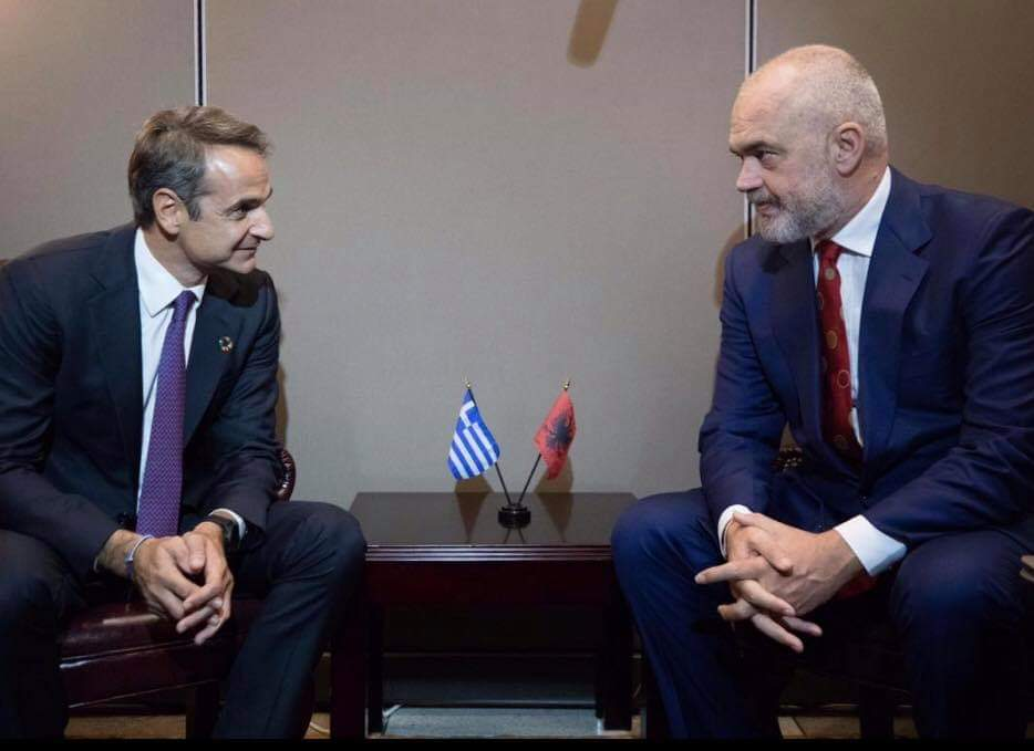 Kyriakos Mitsotakis: Greece is in support of the European prospects of the Western Balkans
