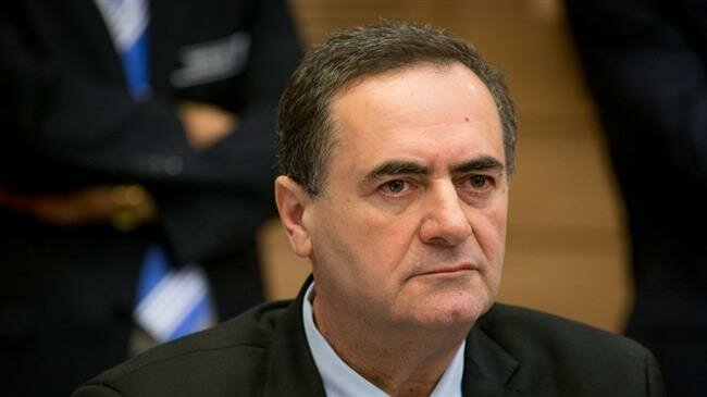Foreign Minister of Israel on an official visit to Athens
