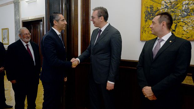 Vucic: Friendship between Serbia and Cyprus stable
