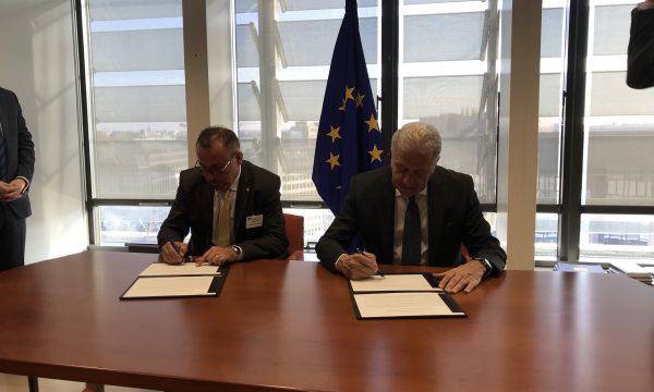 Kosovo and European Commission endorse an arrangement on counterterrorism