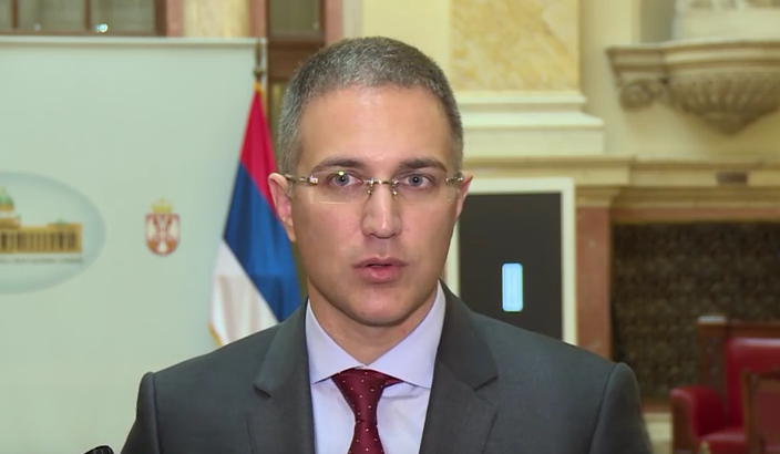 """Stefanovic: """"Serbia's EU accession is a matter for Europe, not the US"""""""