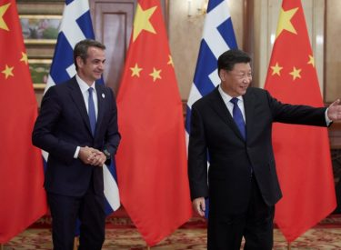 Economy and Investments in Mitsotakis Agenda – Meeting with Xi Jinping and visit to COSCO Offices