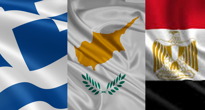 Athens hosts the 3rd Defence Ministers tripartite of Greece, Cyprus and Egypt