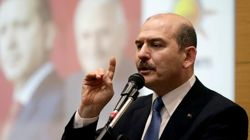 Soylu: Turkey's refugee policy serves as an example for the rest of the world
